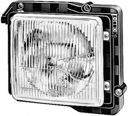Reflektor HELLA 1AD 960 725-321